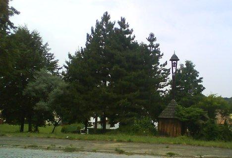 FOTKA - malebná zvonička