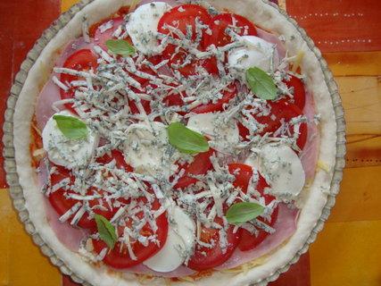 FOTKA - Domáca pizza