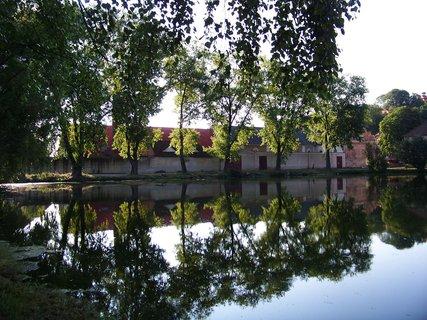 FOTKA - Buštěhrad_rybník