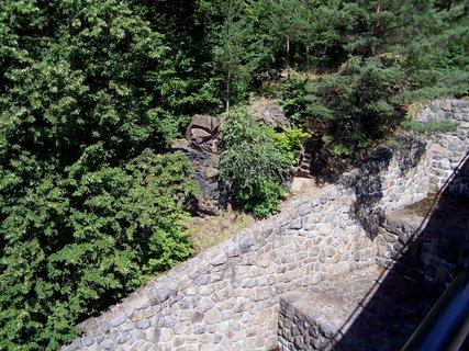 FOTKA - Pohled z přehrady.