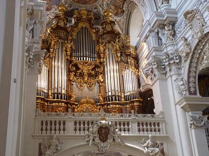 FOTKA - Třetí největší varhany na světě Dóm svatého Štěpána