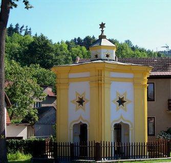 FOTKA - Kaplička ve Východních Čechách