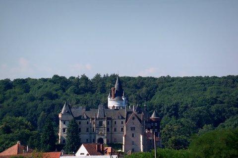 FOTKA - Věžičky Žlebského zámku