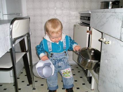 FOTKA - Jdu vařit !