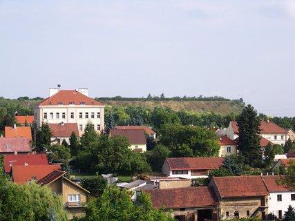 FOTKA - pohled na Buštěhrad