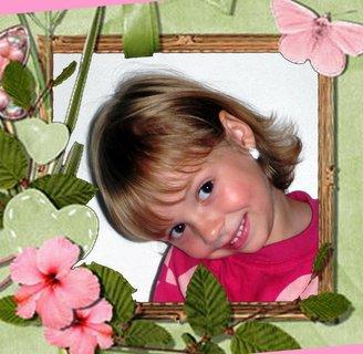 FOTKA - Adélka 4letá slečna