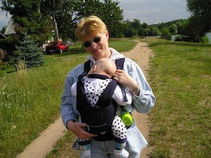 FOTKA - Další vycházková s maminkou na tůře