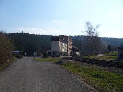 FOTKA - Kukuřičný mlýn v Mrzkovicích