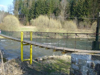 FOTKA - Houpací most