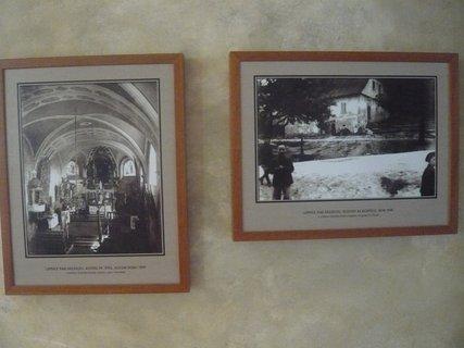 FOTKA - expozice hradu Lipnice.