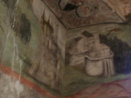 FOTKA - středověké malby,