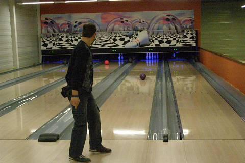 FOTKA - bowling