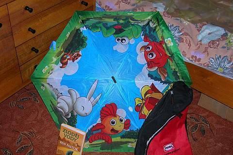 FOTKA - deštník