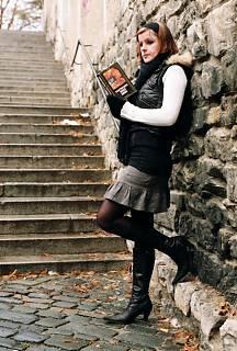 FOTKA - já s knížkou