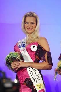 FOTKA - Miss ČR 2008-č.8-Kristýna Lebedová-6
