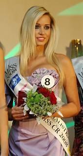 FOTKA - Miss ČR 2008-č.8-Kristýna Lebedová-2