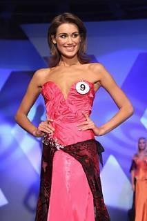 FOTKA - Miss ČR 2008-č.4-Zuzana Putnářová-5