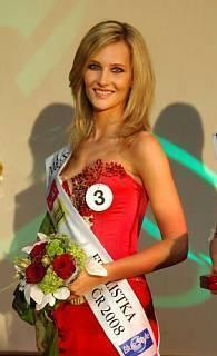FOTKA - Miss ČR 2008-č.3-Leona Krkošková-2