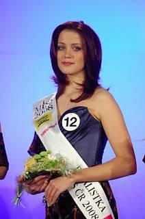 FOTKA - Miss ČR 2008-č.2-Kateřina Štalmachová-6