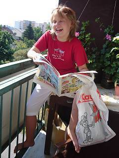 FOTKA - Také  čtení