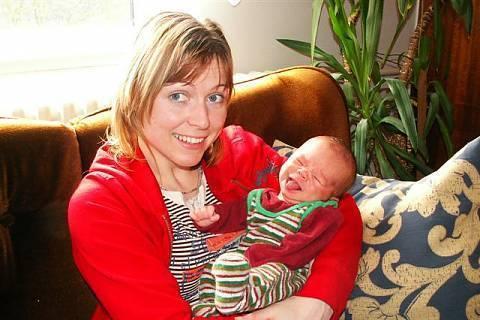 FOTKA - Adámek s tetou