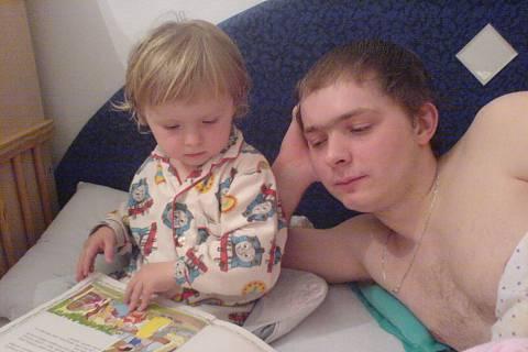 FOTKA - večerní čtení