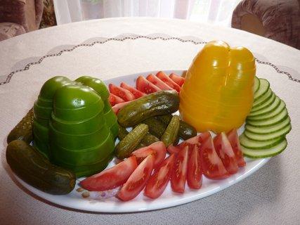FOTKA - zeleninová mísa