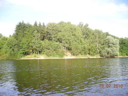 FOTKA - jedno z mnoha zákoutí přehrady