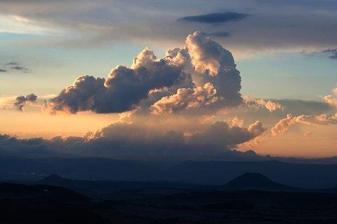 FOTKA - Na horách prší...