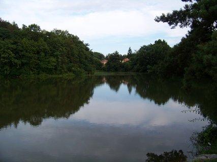 FOTKA - u rybníka_Kunratice .,,