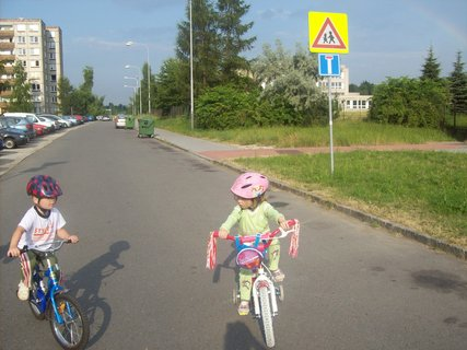 FOTKA - ciklisti