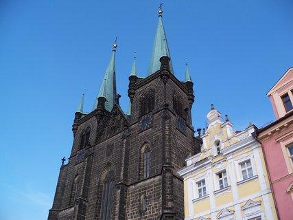 FOTKA - Kostel -Chrudim-Východní čechy