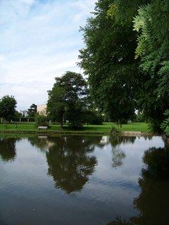 FOTKA - rybník Ohrada, Kunratice ,,.
