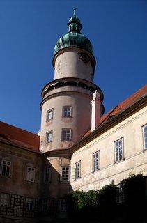FOTKA - Zámecká věž s vyhlídkou N.m.n.M