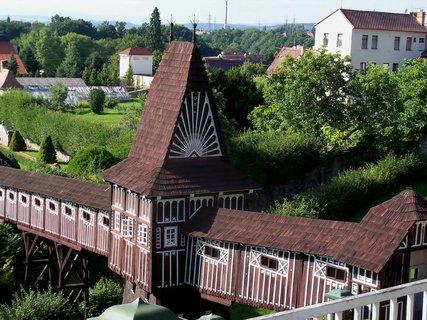 FOTKA - Jurkovičův most v zámecké zahradě Nové m.n. Metují