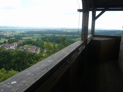 FOTKA - z hradu Lipnice.