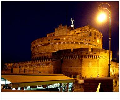 FOTKA - Itálie- Andělský hrad