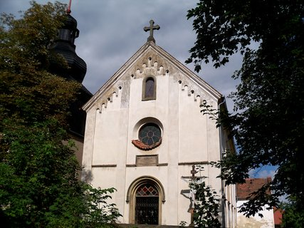 FOTKA - Kostel -Žumberk
