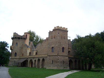 FOTKA - janův hrad 1