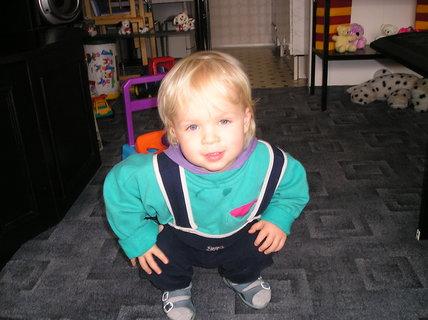 FOTKA - Ještě jedno zapózování pro maminku