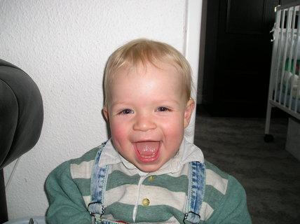 FOTKA - A ještě jeden úsměv pro maminku