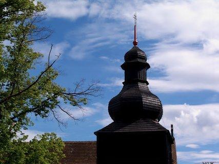 FOTKA - Kostelní věž-.