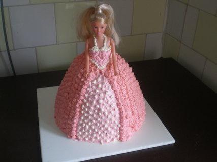 FOTKA - Kamarádka chtěla dort pro dcerku