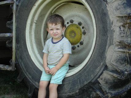 FOTKA - Letní odpočinek....