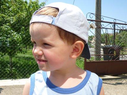 FOTKA - Tome�ek....2,5 roku..