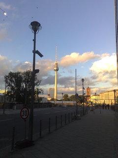 FOTKA - Televizní věž - Berlín - 01