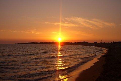 FOTKA - Západ slunce na Korfu