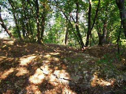 FOTKA - okolí zříceniny hradu ...