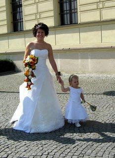 FOTKA - Teto  nevěsto, pojď unesu tě