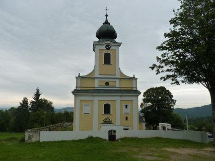 FOTKA - Lštění - kostel